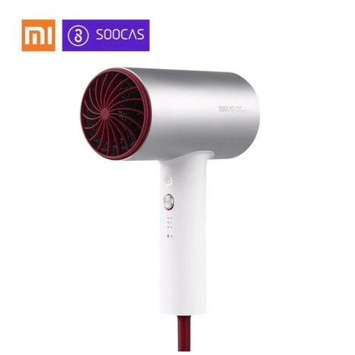 XIAOMI SOOCAS Anion Negative Ion Quick Dry 360-Degree Hair Dryer - H3S