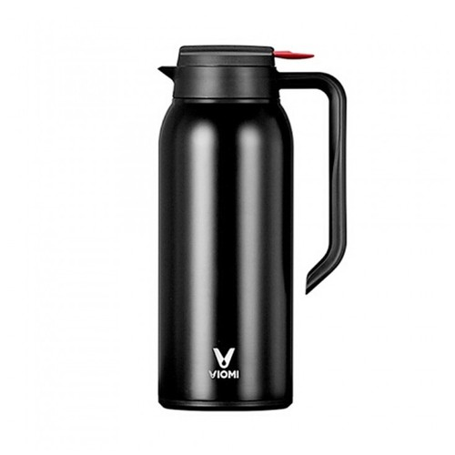 XIAOMI VIOMI Large Portable Thermos Kettle 1.5L Black [TKU]
