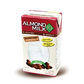 Tsukuba Almond Milk 10% 1 L