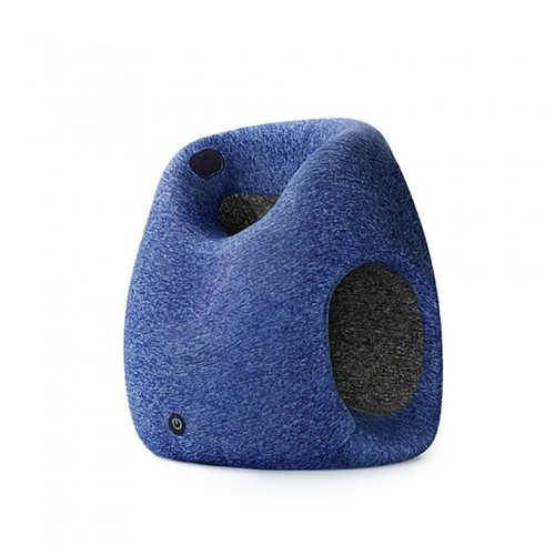 XIAOMI GEGEAI Smart Portable Multifunction Nap Neck Pillow - STO-0577 Dark Blue [TKU]