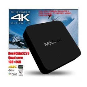 MXQ-4K Quad Core Android 7.