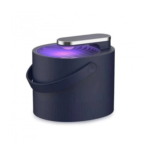 VH-328 - Lampu Elektrik Pengusir Nyamuk dengan UV Photocatalyst Black