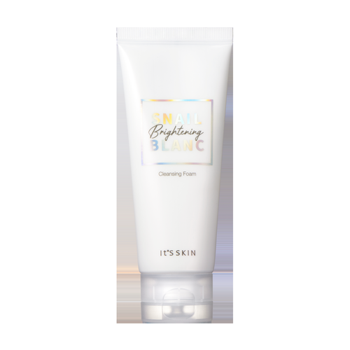 Its Skin Snail Blanc Brightening Cleansing Foam