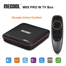 M8S Pro W Android TV Box 7.