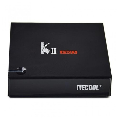 MECOOL KII PRO Android 5.1 TV Box RAM 2GB ROM 16GB DVB-S2 and DVB-T2 [TKU]
