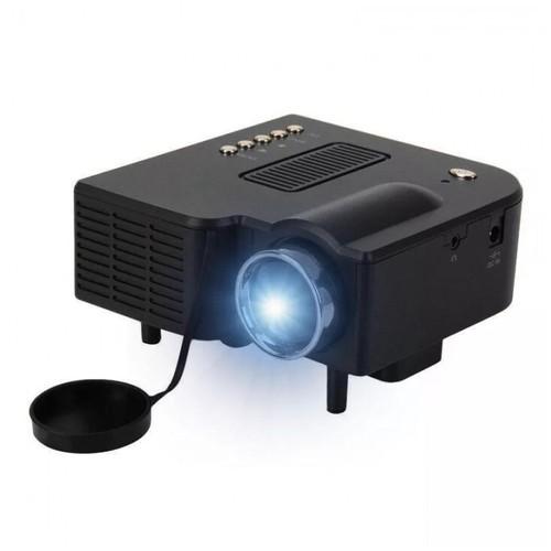 UNIC UC28 PLUS Mini Portable LED Projector 1080P - 400 Lumens (48ANSI) Black [TKU]