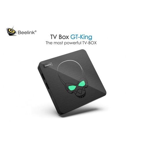BEELINK GT-KING Android 9.0 Smart TV Box UHD 4K - RAM 4GB ROM 64GB [TKU]