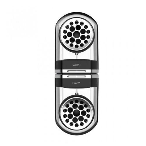 WIWU SPK-302 - GEMINI Series Magnectic Portable TWS Bluetooth Speaker [TKU]