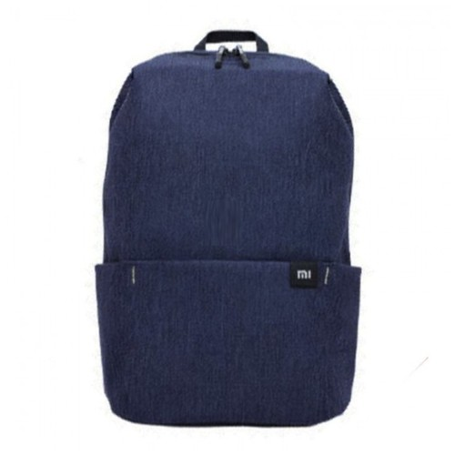 Original XIAOMI Mi Mini Small Lightweight Waterproof Backpack 10L Navy [TKU]