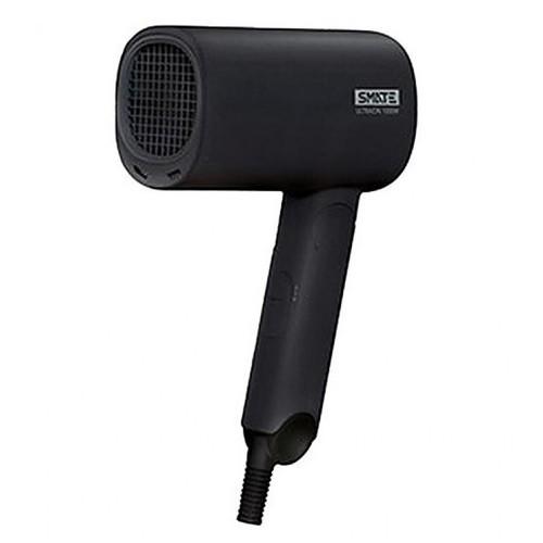 XIAOMI SMATE Mini Folding Hair Dryer - 1000W Ultra Ions 2 Speeds Black [TKU]