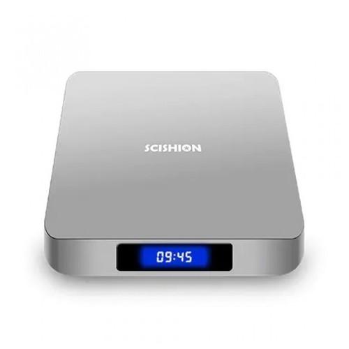 SCISHION AI One RAM 4GB ROM 32GB Voice Control Android 8.1 TV Box [TKU]