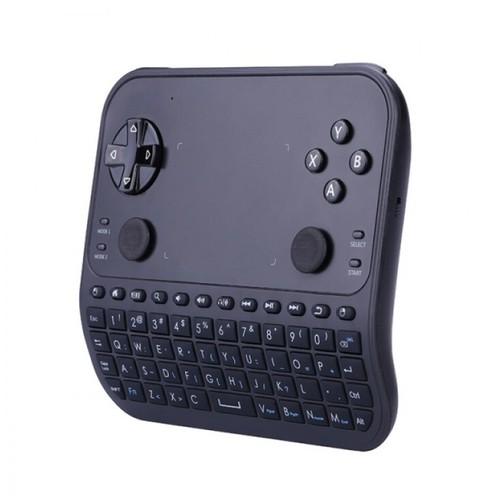 UNIPLAY U6 2.4G Universal Wireless Keyboard With Mouse Touchpad [TKU]