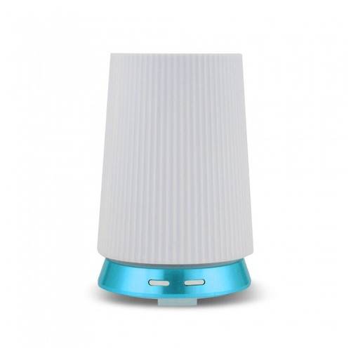 H44 Humidifier Essential Oil Diffuser Purifier LED Light 100ml Blue [TKU]