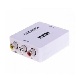 MINI HDMI2AV HDMI TO AV RCA