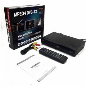 MPEG4 DVB T-2 Set Top Box T