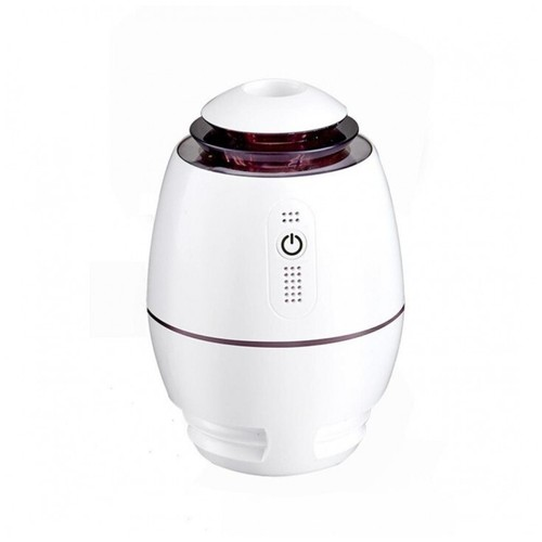 U11 - USB Portable Humidifier Air Aromatherapy Diffuser - 300ml Violet [TKU]