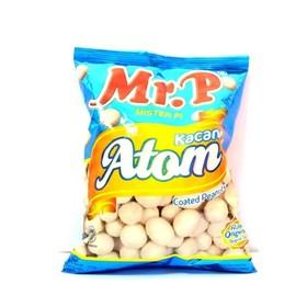 Mr. P Kacang Atom 130 Gr (8