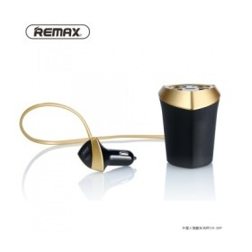 REMAX Smart Car Charger 3 U