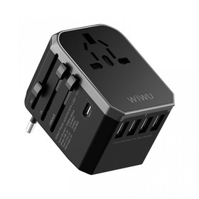 WIWU UA301 Universal Plug A