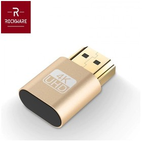 ROCKWARE HDMI Virtual Displ