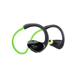 ORIGINAL Dacom G05 Sporty NFC Stereo Universal Wireless Bluetooth Headset BT4.1 Handfree Headphone With MIC Green [TKU]