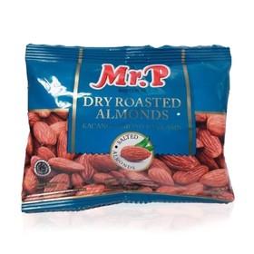 Mr.P Dry Roasted Almonds 40