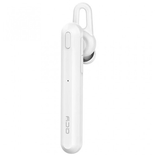 QCY A1 Single Wireless Bluetooth 4.1 Business Earphone White [TKU]
