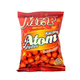 Mr. P Kacang Atom Pedas 100