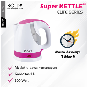 BOLDe Super Kettle Elite Se