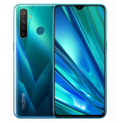 Realme 5 Pro (RAM 8GB/128GB) - Crystal Green
