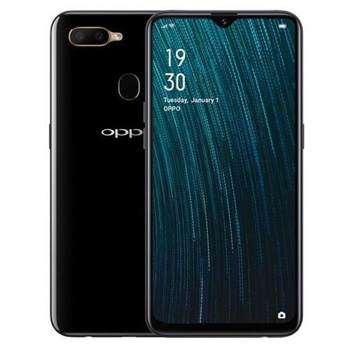 Oppo A5S (RAM 3GB/32GB) - Black