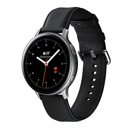 Samsung Galaxy Watch Active2 44mm - Stainless Silver