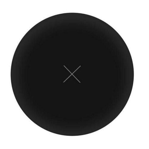 Momax Q.Pad X Fast Wireless Charger UD6D - Black