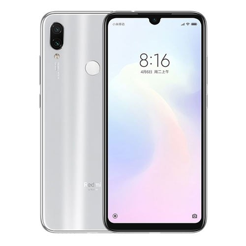 Xiaomi Redmi Note 7 (RAM 4GB/64GB) - Moonlight White
