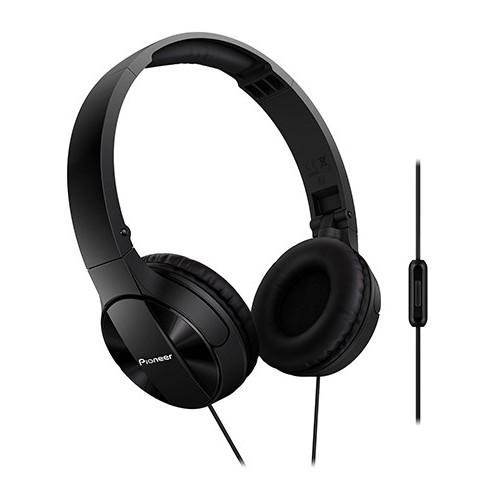 Pioneer On Ear Headphone SE-MJ503T-K/XZCEL5 - Black