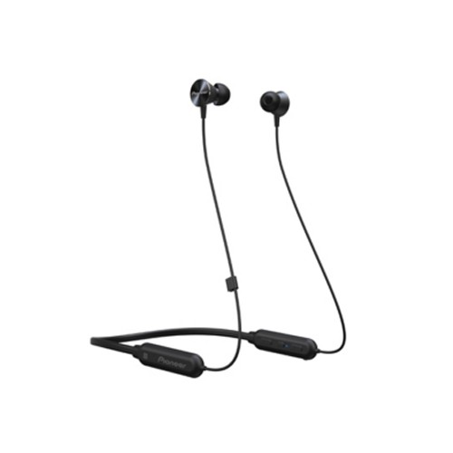 Pioneer In-Ear Wireless Neckband Headphone SE-QL7BT(B)CZU - Black