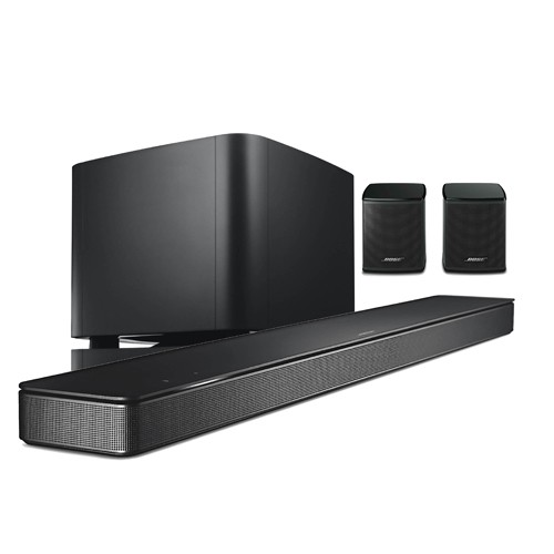 Bose Soundbar 500 + Bass Module 500 + Surround Speaker