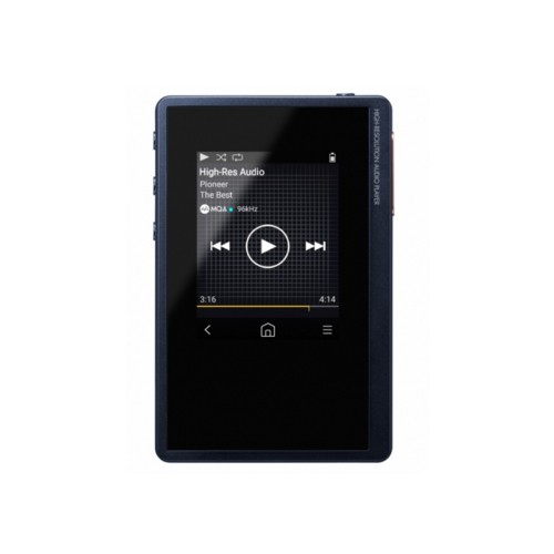 Pioneer Digital Music Player XDP-02U(L)CZP - Navy Blue