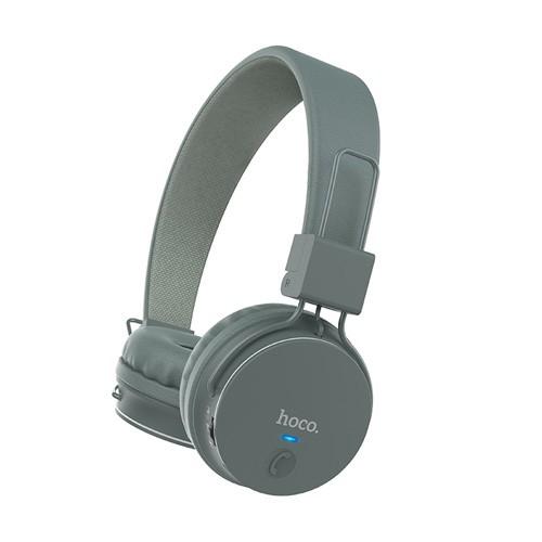 Hoco W19 Wireless Headphone - Grey
