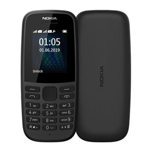 Nokia 105 (2019 Edition) - Black