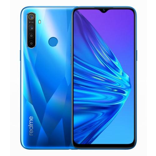 Realme 5 (RAM 3GB/64GB) - Crystal Blue