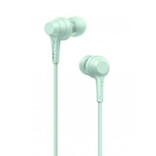 Pioneer In-Ear Headphone SE-C1T(GR)CU - Green