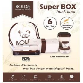 BOLDe Super Box Husk Fiber