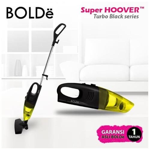 Super Hoover Turbo Black Yellow Series