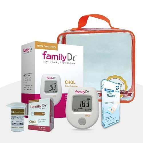 Family Dr Cholesterol Value Pack