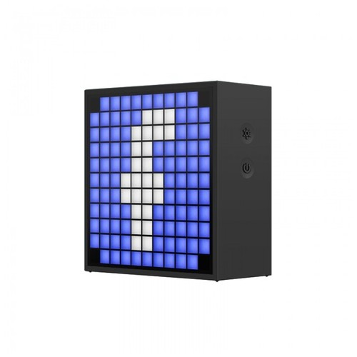 Divoom Timebox Mini Speaker Wireless Portabel - Black
