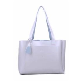 Nomad N Tote Bag Silver