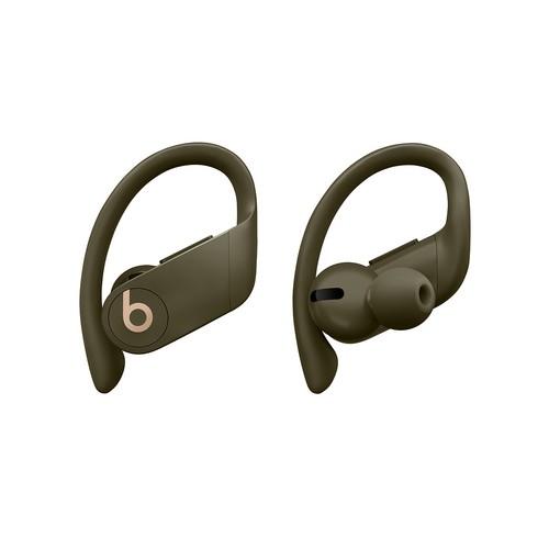 BEATS BY DRE OFFICIAL Powerbeats Pro - Totally Wireless Earphones - Moss