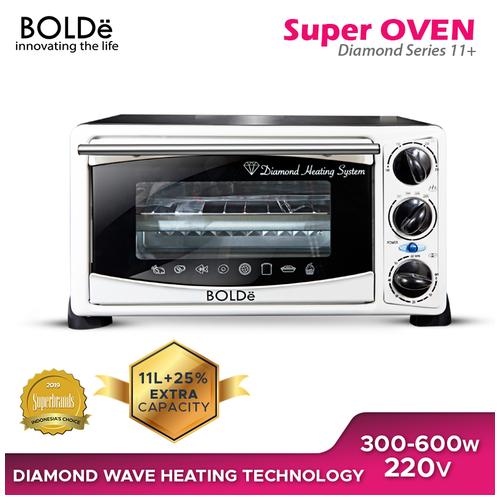 Bolde Super Oven Diamond Series 11+