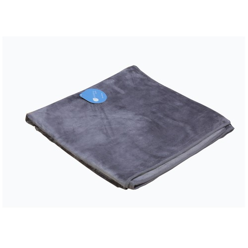 Quickdry Travel 50 x 100 Grey (1pcs)
